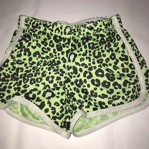 Girls size 10 justice shorts